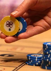 Top hatting roulette expo baccarat